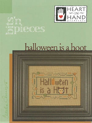 click here to view larger image of Bits N Pieces - Halloween Is A Hoot (chart)
