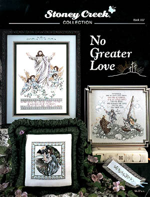 click here to view larger image of No Greater Love (book)