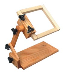 click here to view larger image of Z Lap Frame with Clamp (accessory)