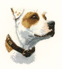 click here to view larger image of Ruby - Animal Portraits (chart only) (chart)