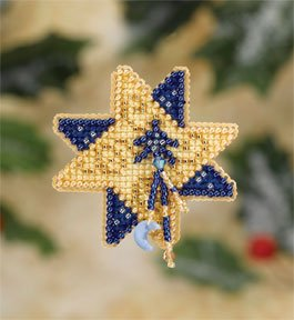 click here to view larger image of Shining Star (2007) (counted cross stitch kit)