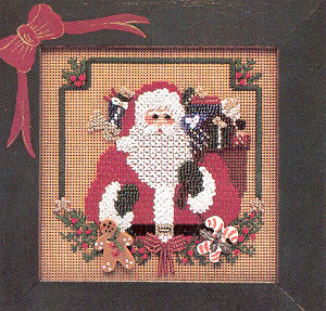 click here to view larger image of I Believe... (counted cross stitch kit)