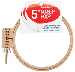 click here to view larger image of No-Slip Embroidery Hoop 5 inch (accessory)