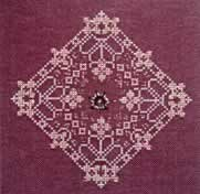 click here to view larger image of Lace Flower 1 (chart)