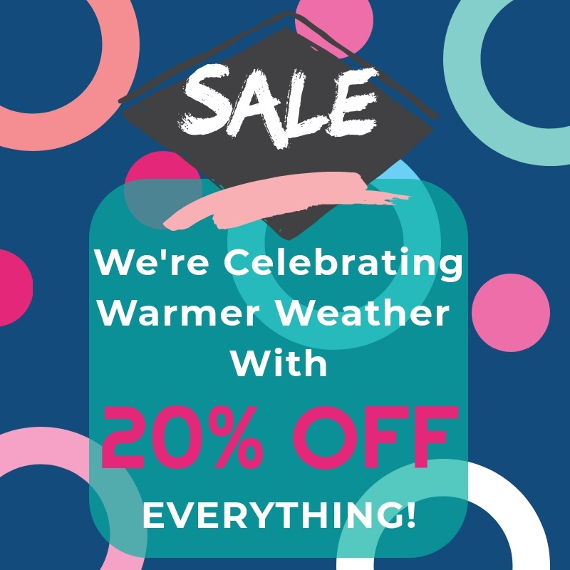 sizzling summer sale sale 20% off